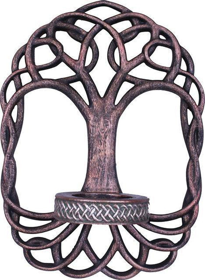 Tree Of Life Candle Holder 23 cm - House Of Spells