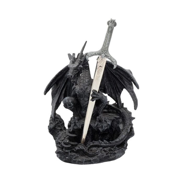 Oath Of The Dragon Letter Opener