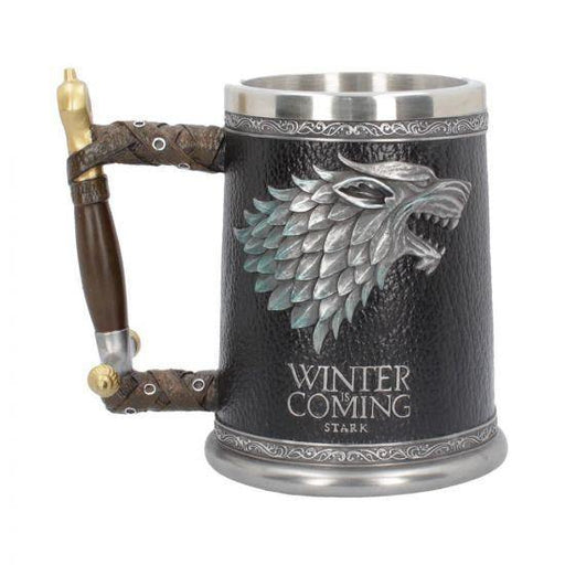 Winter is Coming Tankard (GOT) 14cm