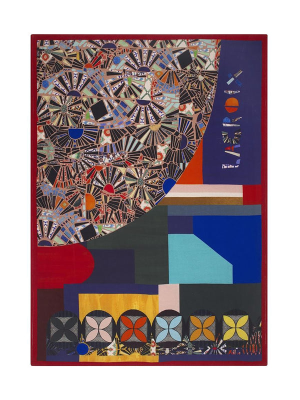 Christian Lacroix - Mosaic freak multi color throw