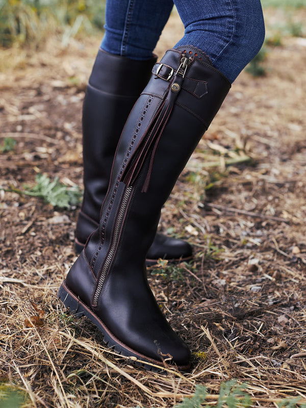 Really wild - Waterproof leather boot