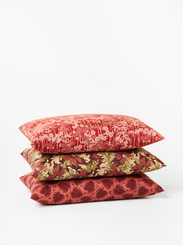 Three Japanese pillows