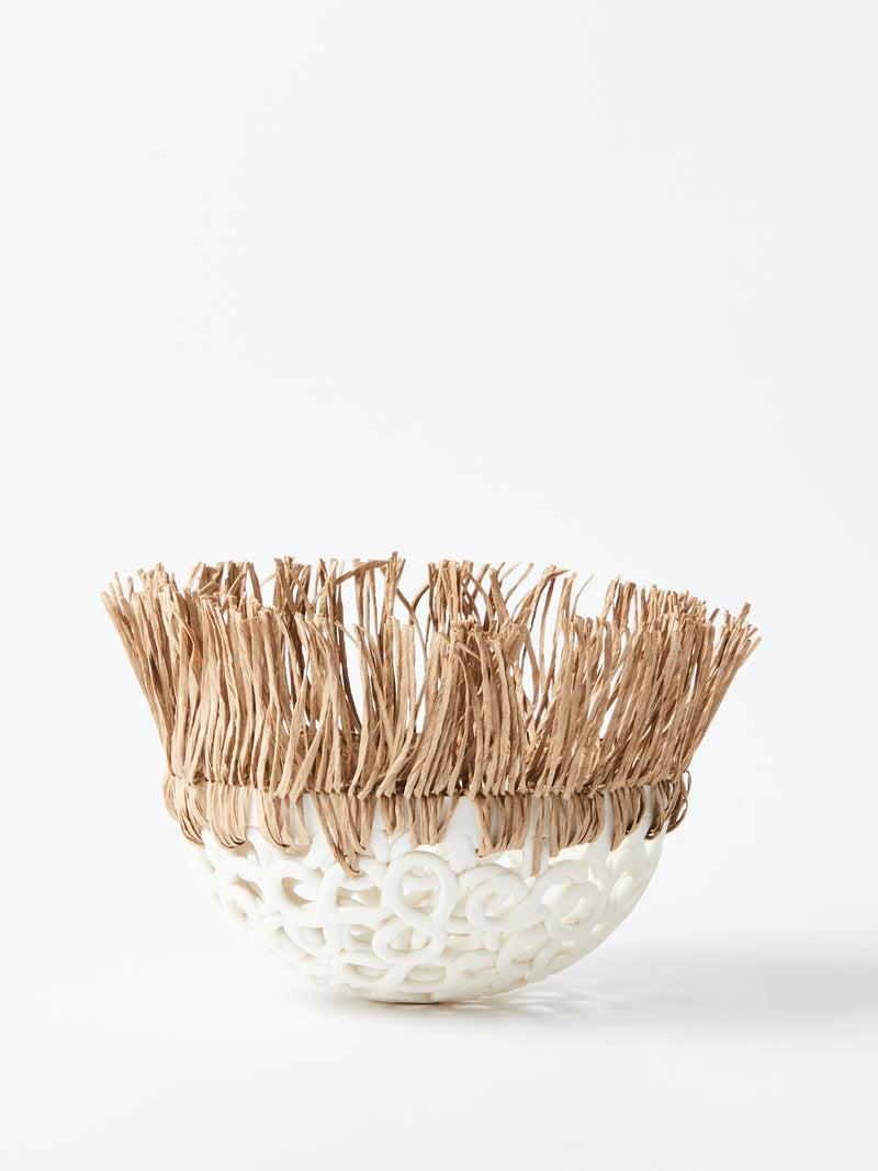 Lace Bowl Dome