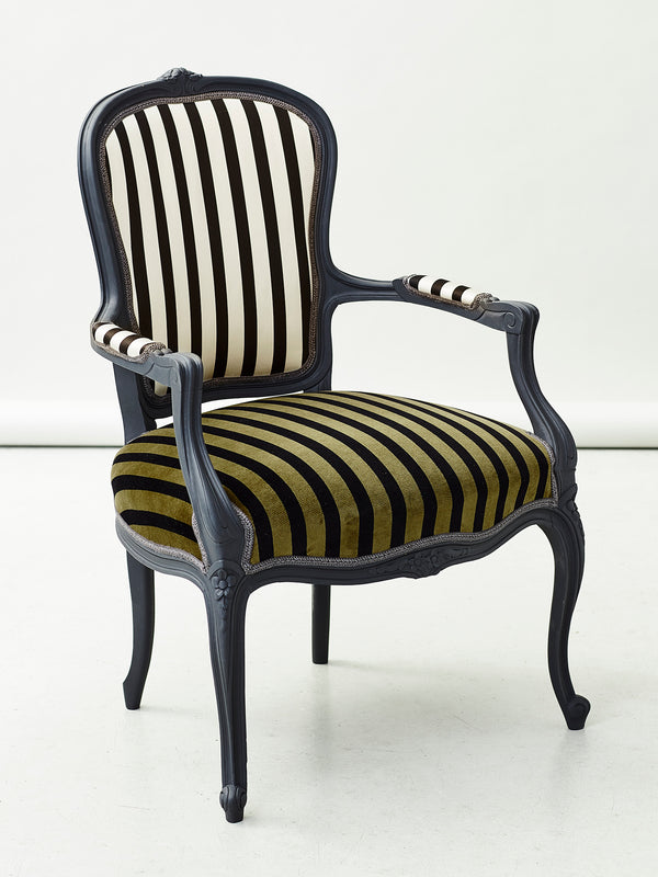 Lulu Mosquito & Christian Lacroix rococo chair
