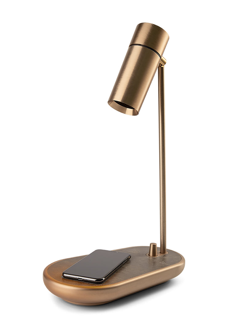 JB ONE table lamp gold