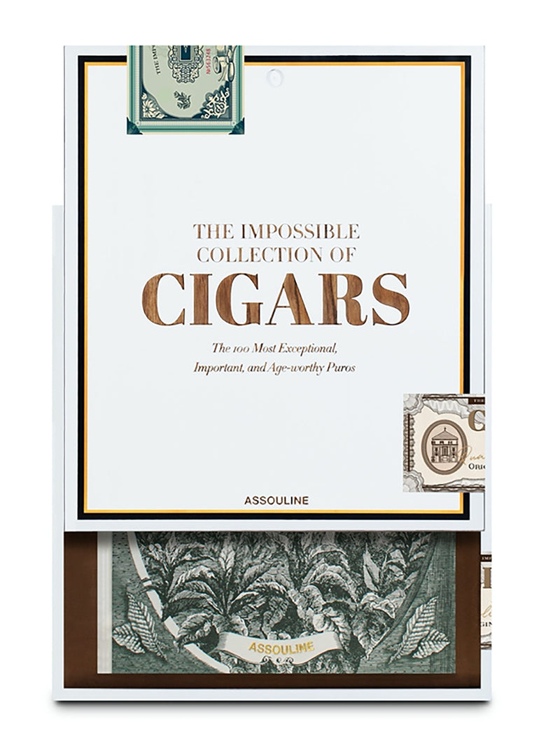 The Impossible Collection of Cigars - Limited edition