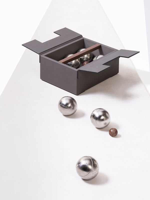 Giobagnara - Boule game set