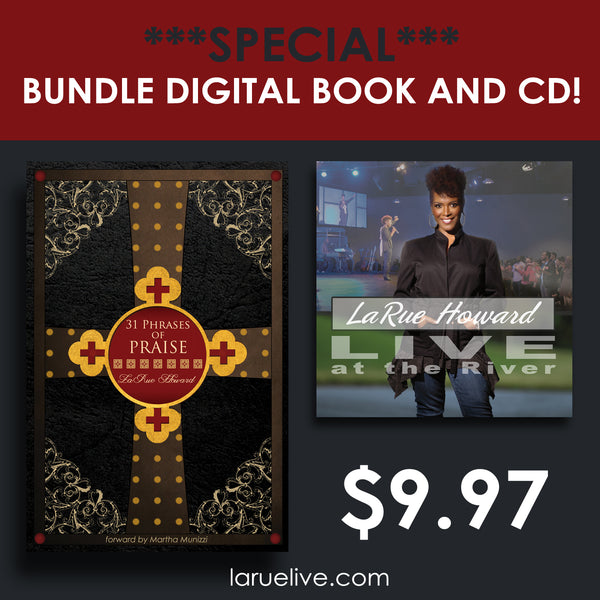 Digital Bundle - Book & CD