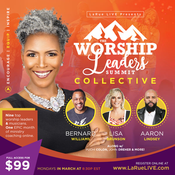 Worship Leaders Summit Collective 2020 Registration