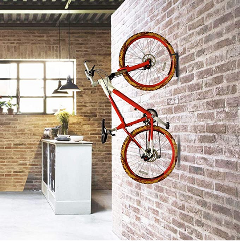 Bike vertical rack