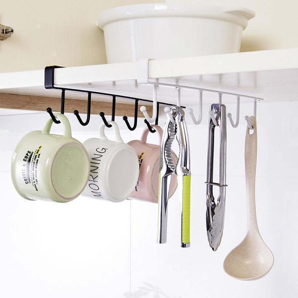 (Hot sale today) Cabinet Hook Mug Holder