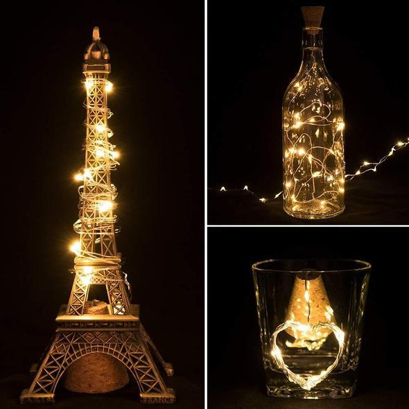(Hot Selling 50,00 items )BOTTLE LIGHTS-50% OFF!