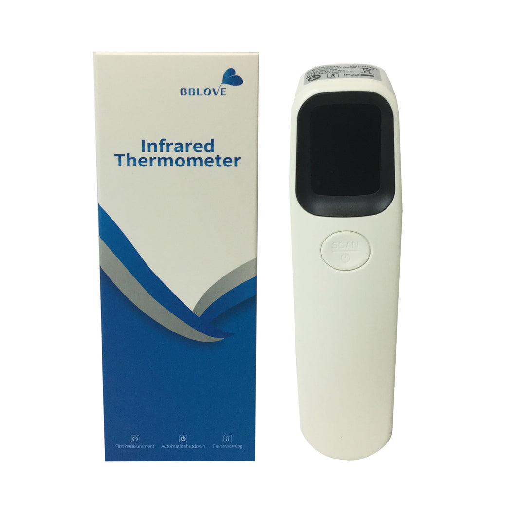 Touchless IR Thermometer