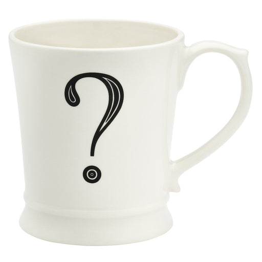 Question Mark (?) Mug