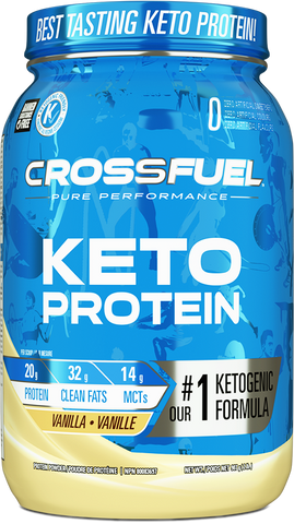 Crossfuel Keto Protein