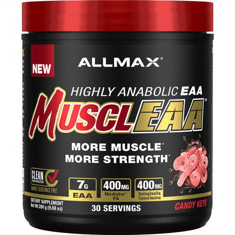 All Max - Muscleaa