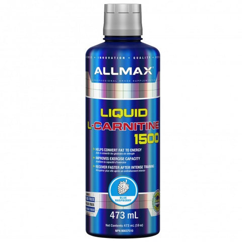 Allmax L-Carnitine 16oz Liquid