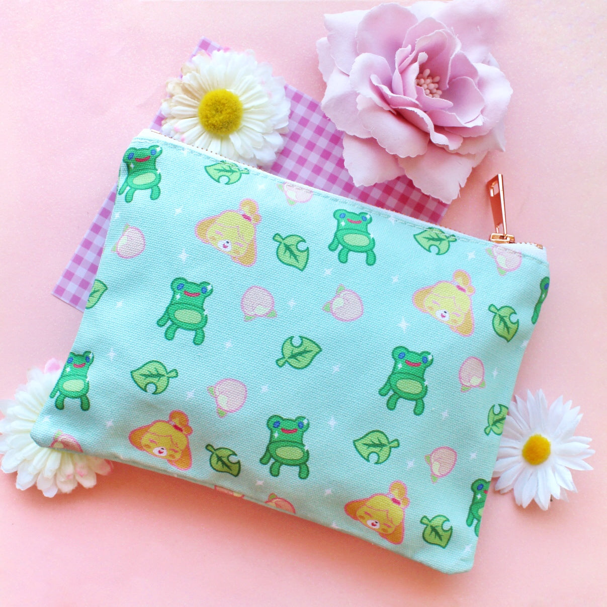 Froggy MakeupBag