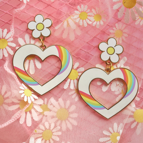 70's Earrings Preorder