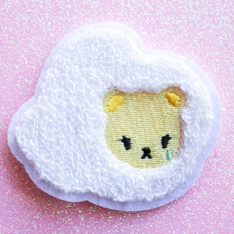Egg Bear Patch