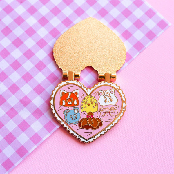 Candy Box Enamel Pin