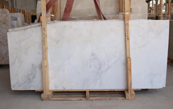 Afyon White #A7179 Honed - Altura Stone and Tile