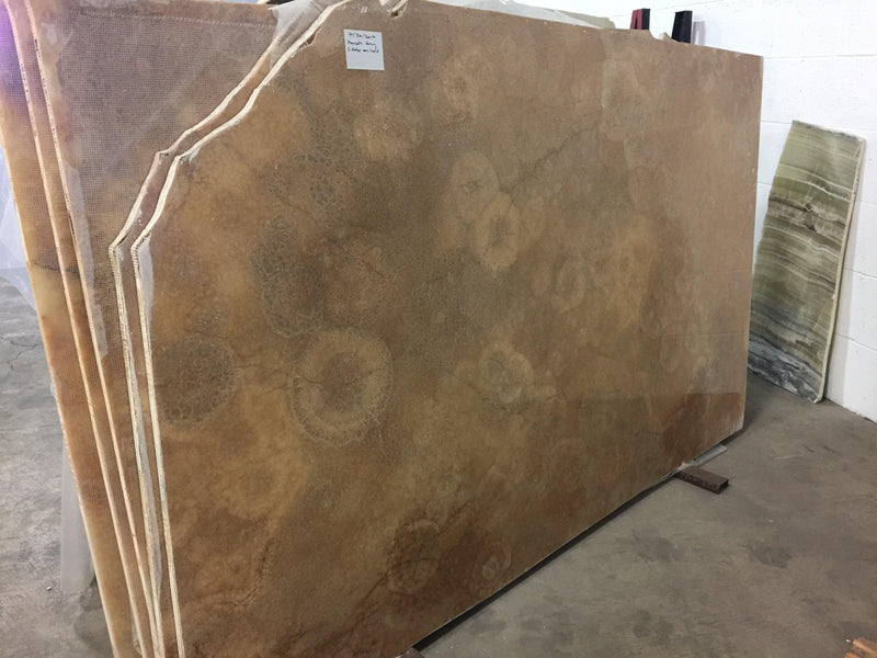Amber Onyx #1097 Polished - Altura Stone and Tile