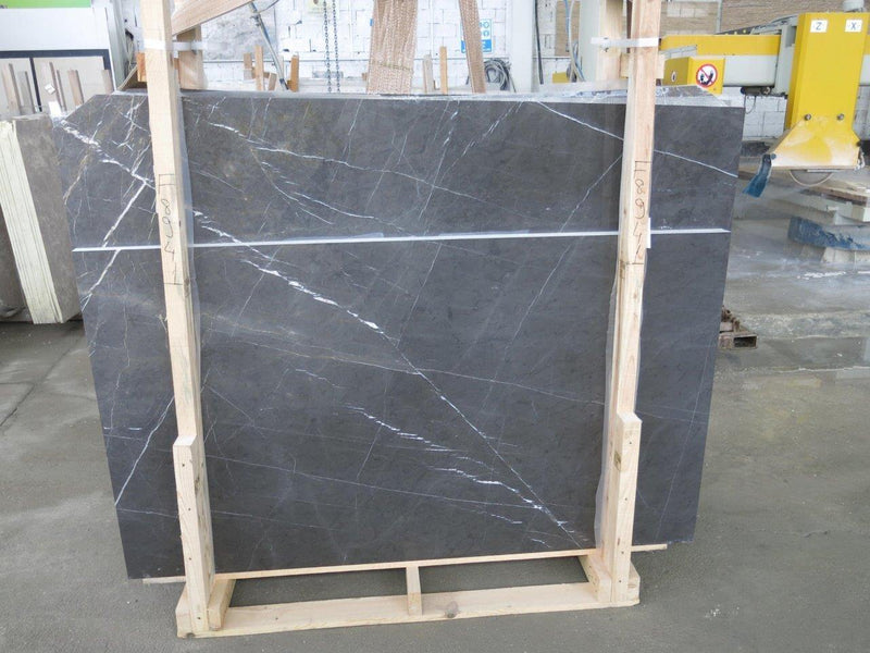 Mount Grey Plain #F8941 Polished - Altura Stone and Tile