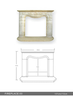 Fireplace #3 - Altura Stone and Tile