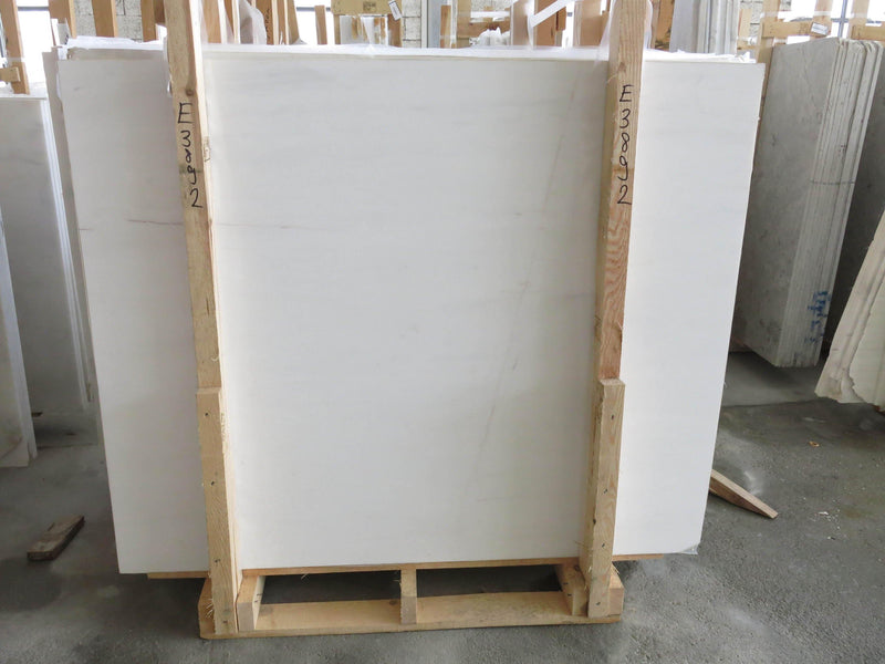 Glacier White (Dolomite) #E3892 Honed - Altura Stone and Tile