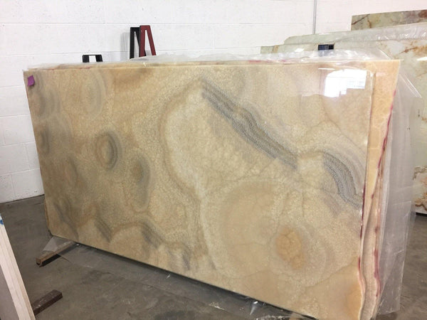 Honey Onyx #C5570 Polished - Altura Stone and Tile