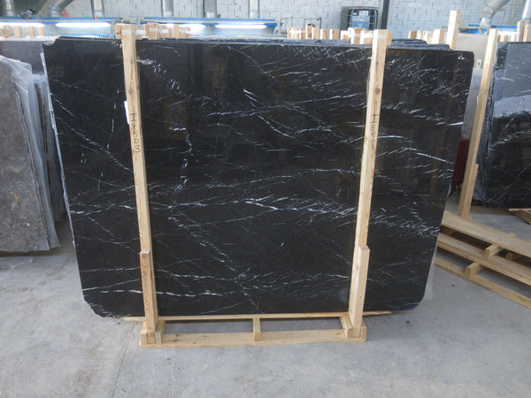 Black Silk #I8503 Polished - Altura Stone and Tile
