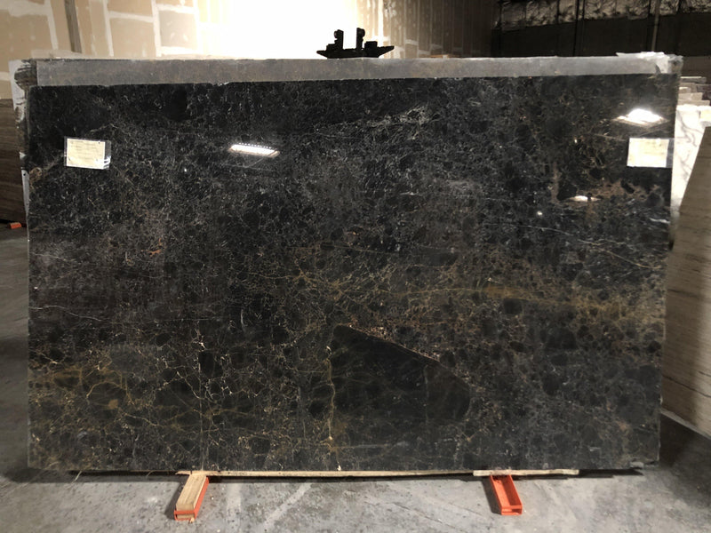Damaskeen Black #A99 Polished - Altura Stone and Tile