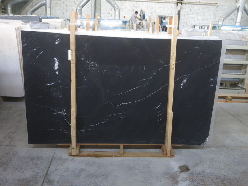 Black Silk #L9616 Honed - Altura Stone and Tile