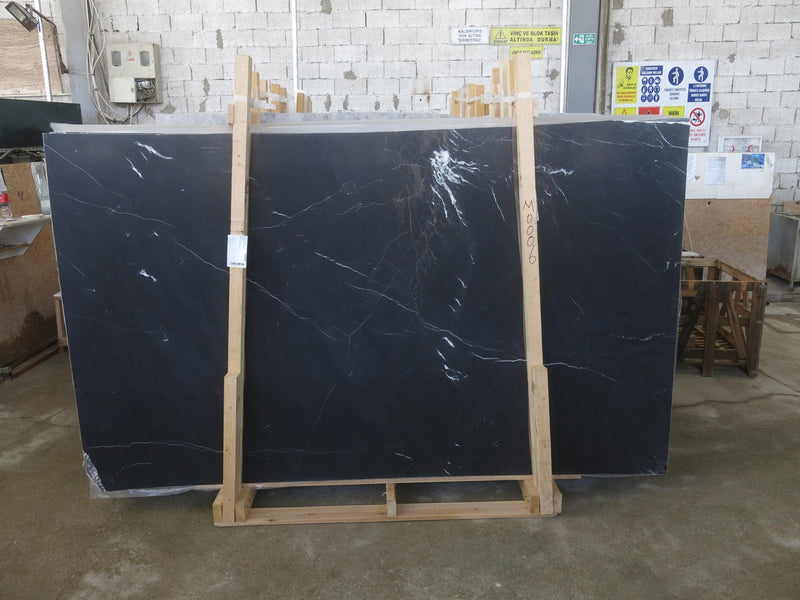 Black Silk #M0006 Honed - Altura Stone and Tile
