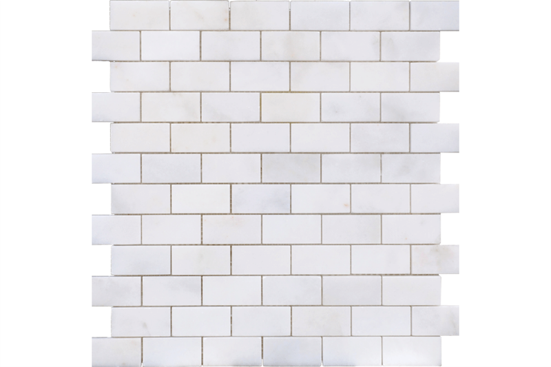 Afyon White 1x2 Honed - Altura Stone and Tile