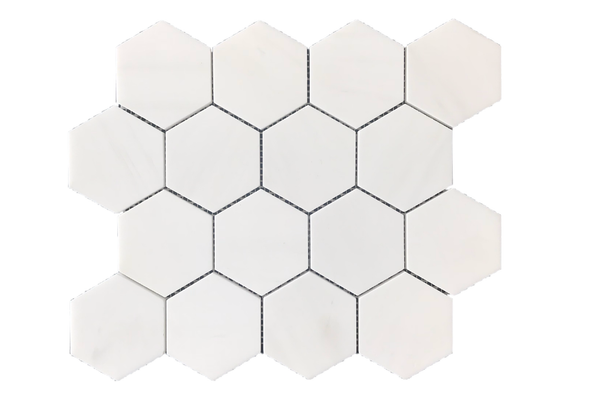 glacier-white-bianco-dolomite-marble-hexagon