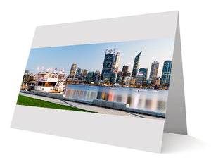 Perth City Greeting Cards 10 Pack