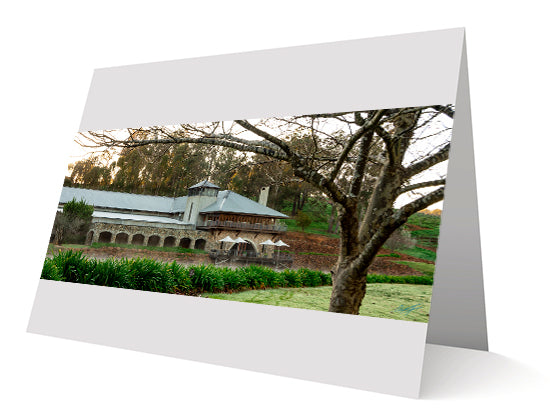 Foggy Morning Millbrook Greeting Cards 10 Pack