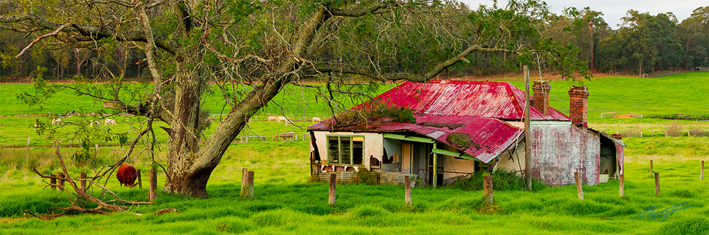 Rural Farm Scene Donnybrook