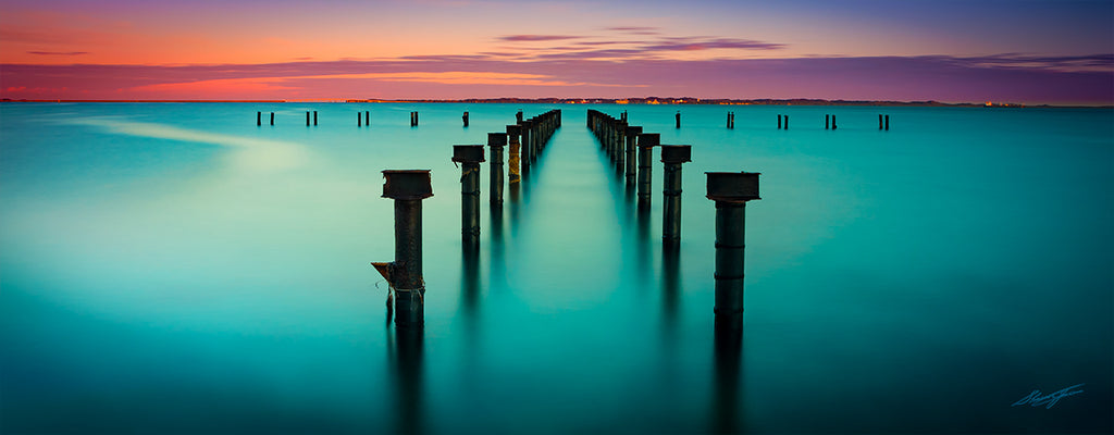 Vanishing Jetty
