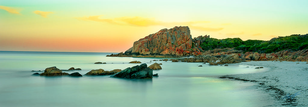 Castle Rock Sunset Dunsborough