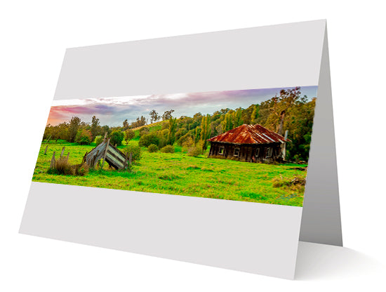 Old Southwest Cottage Greeting Cards 10 Pack