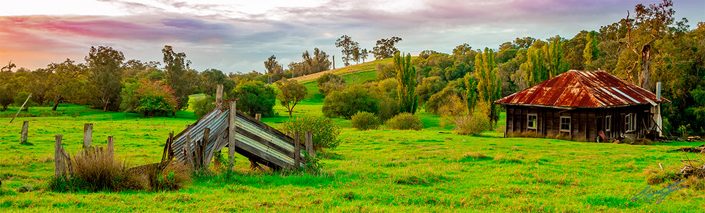 Rural Farm Landscape Photography
