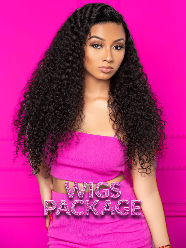 Wigs Package