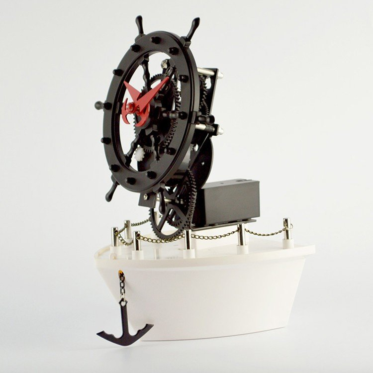 Ship Gear Clock