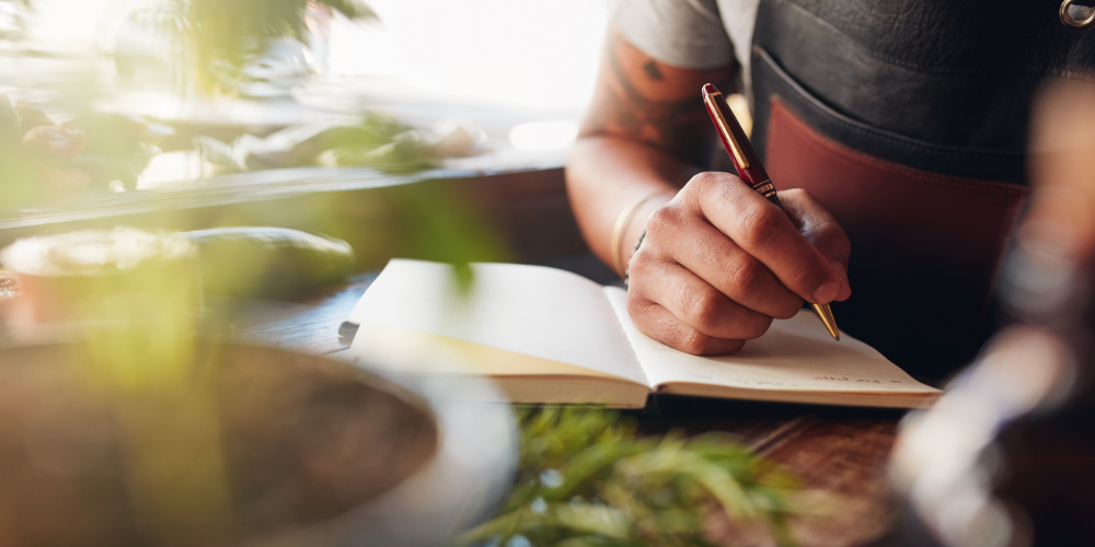 Top 5 Benefits of Journaling