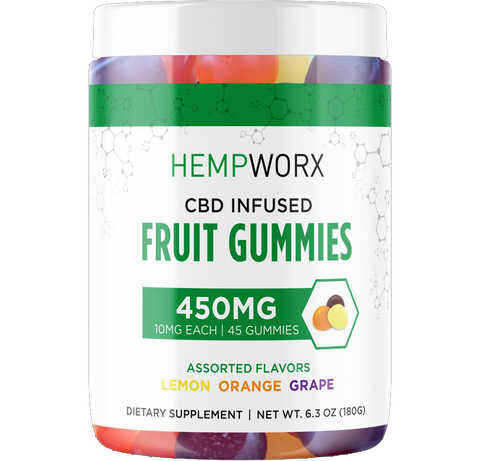 CBD Infused Gummies