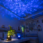 Starry Galaxy Projector Light