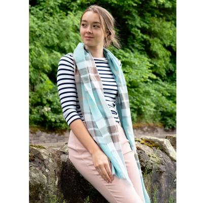 Opal Thomson Extra Fine Merino Wool Stole/Scarf